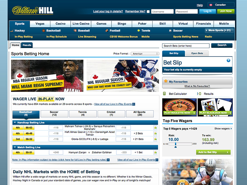 William Hill1