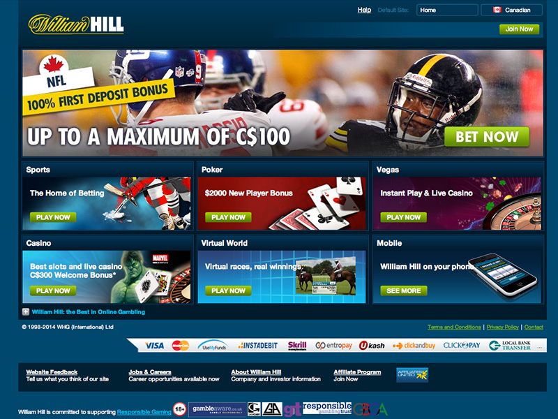 William Hill0
